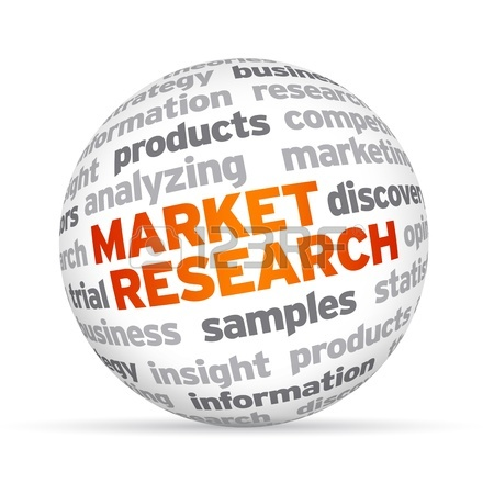 13779211 3d market research word sphere on white background