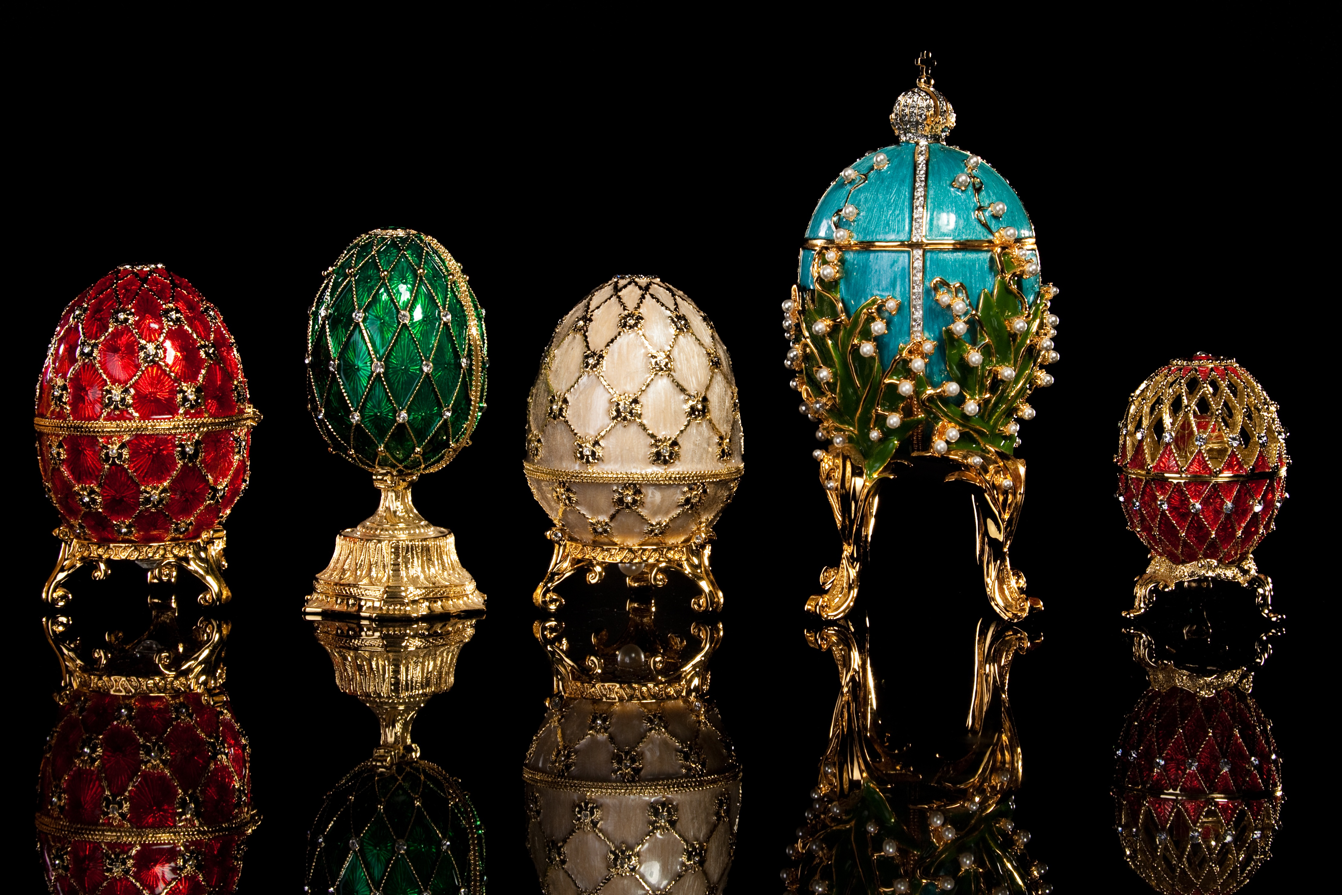 Brands are like Faberge eggs - precious and delicate